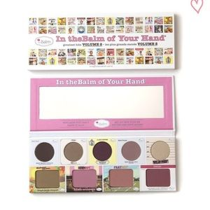 """☀️NEW! TheBalm """"in the Balm of your hand"""" palate"""